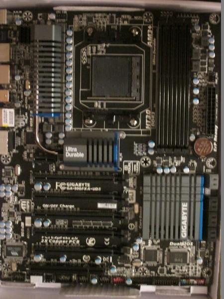 Gigabyte 990fx overview