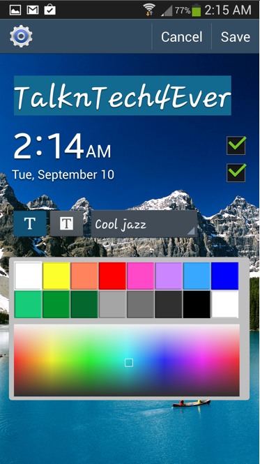 Android 4.2.2 Lock Screen Android 4.3 Jelly Bean Update for Samsung Galaxy S3 and S4: Software Roundup
