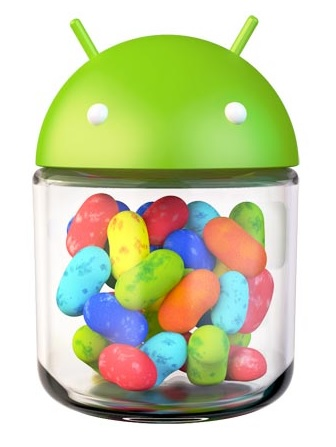 Android Jelly Bean Update