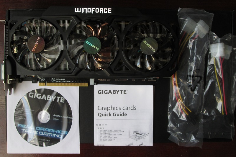 Gigabyte 770gtx 4GB OC out of the BOx, part 1