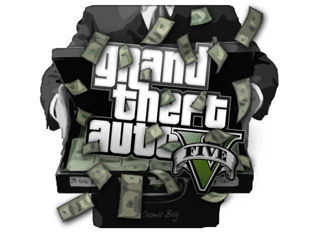 Grand Theft Auto V 500k in game money free GTA V   Stimulus Package Bonus