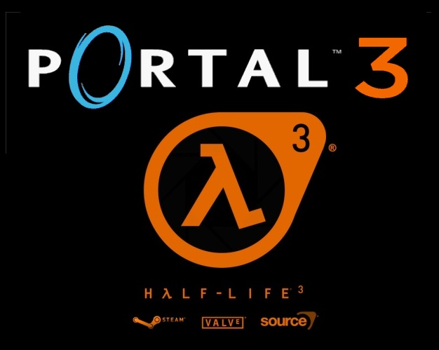 Portal 3 and Half life 3 Trademarks Half Life 3 and Portal 3   Is Valve Trying To Drive Us Crazy ?