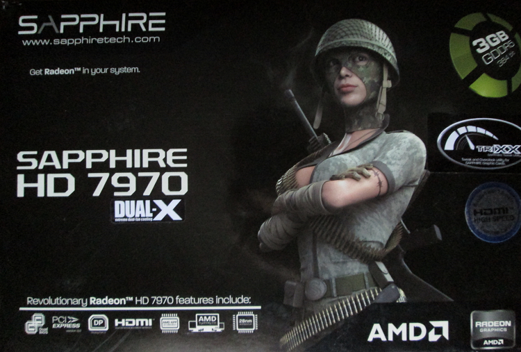Sapphire Hd 7970 Dual X Benchmark And Review Hardwarepal