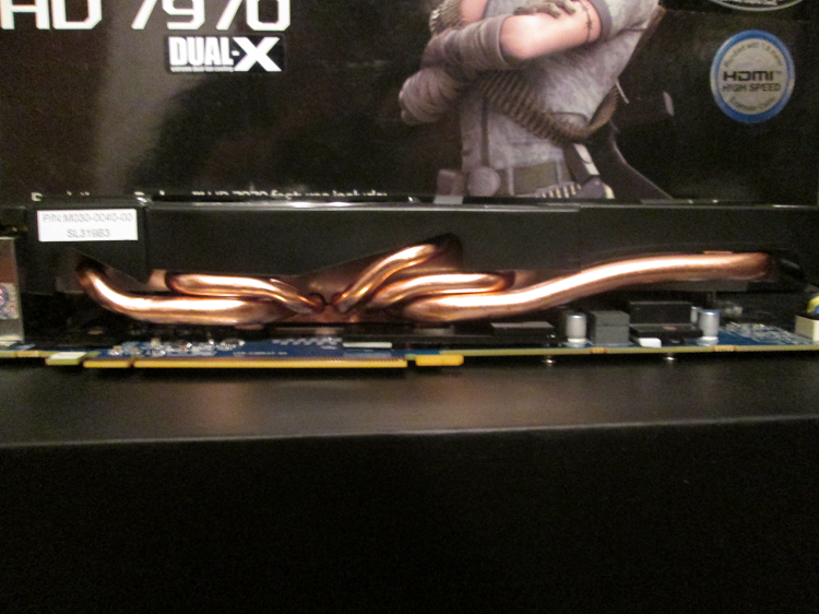 Sapphire 7970 heatpipes