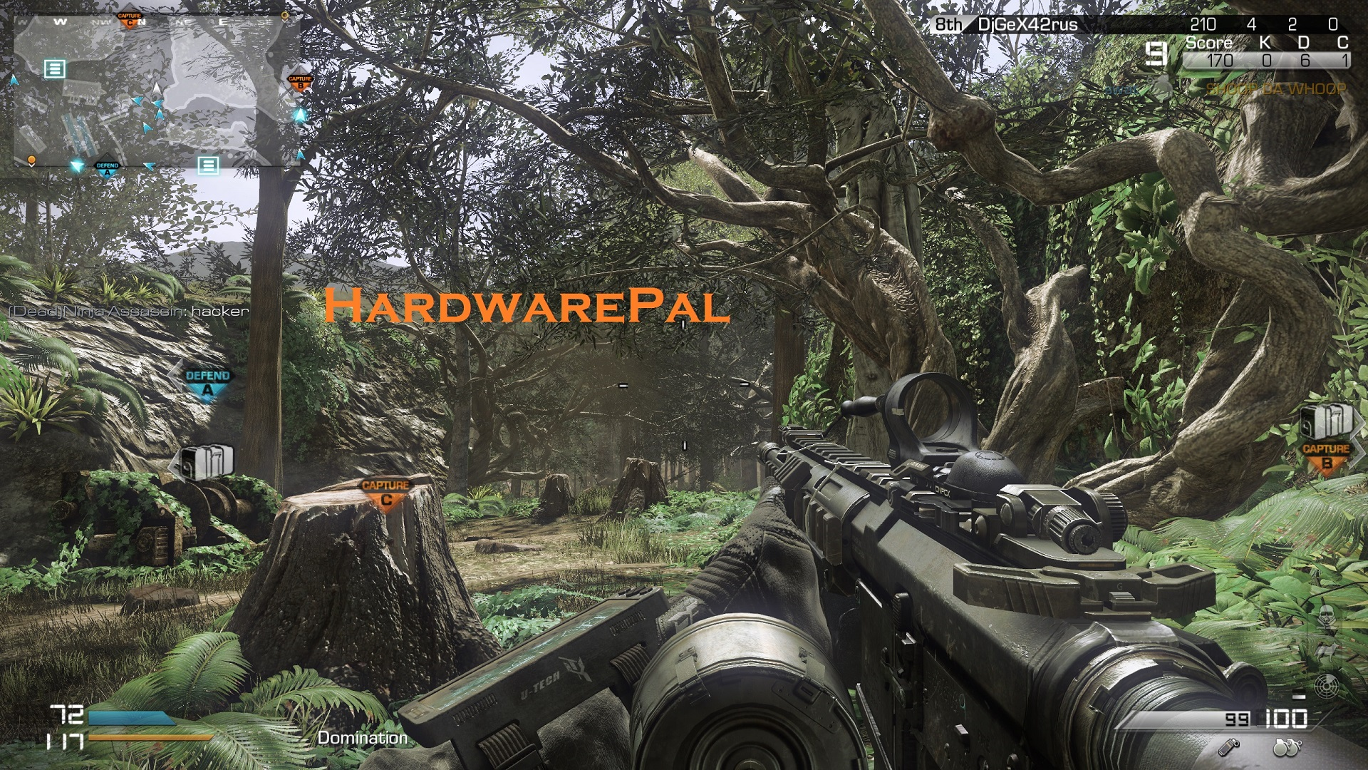 Cod Ghosts Graphics Detail