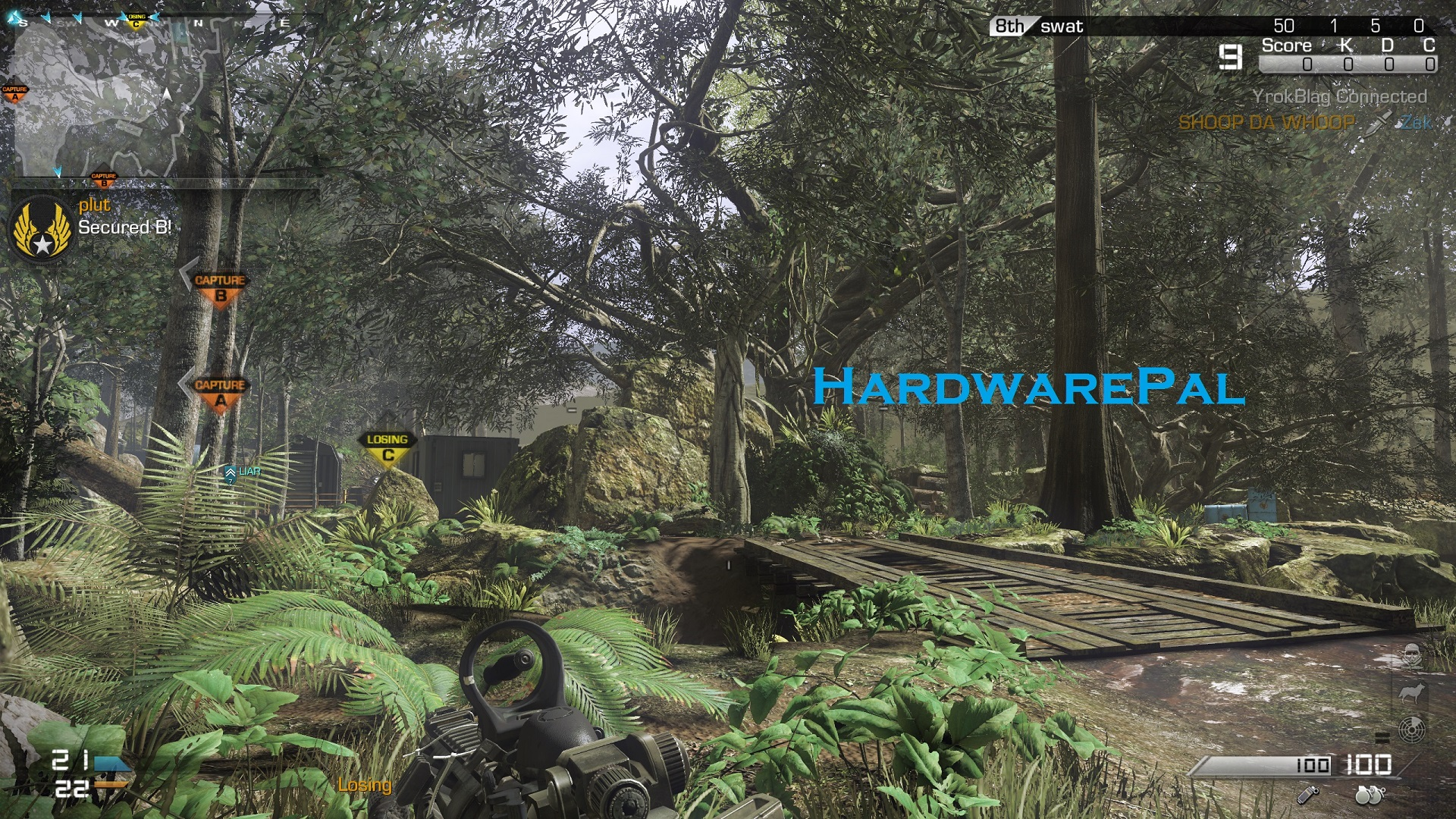 Cod Ghosts In Game