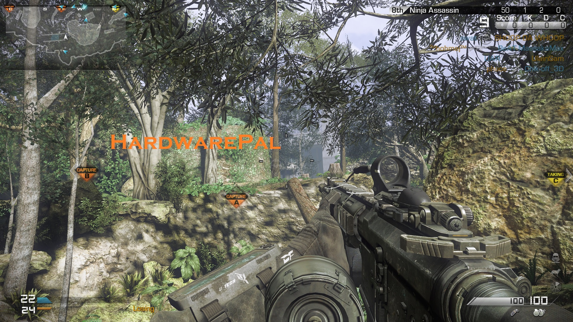 Cod Ghosts Multiplayer
