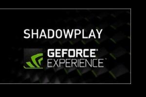 Geforce Shadowplay