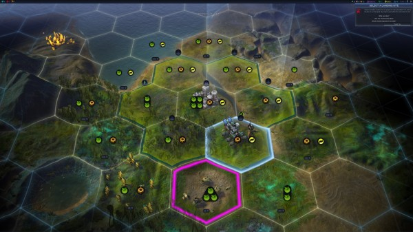 Civilization Beyond Earth In Game