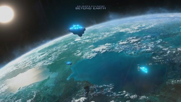 Civilization Beyond Earth Loading Screen