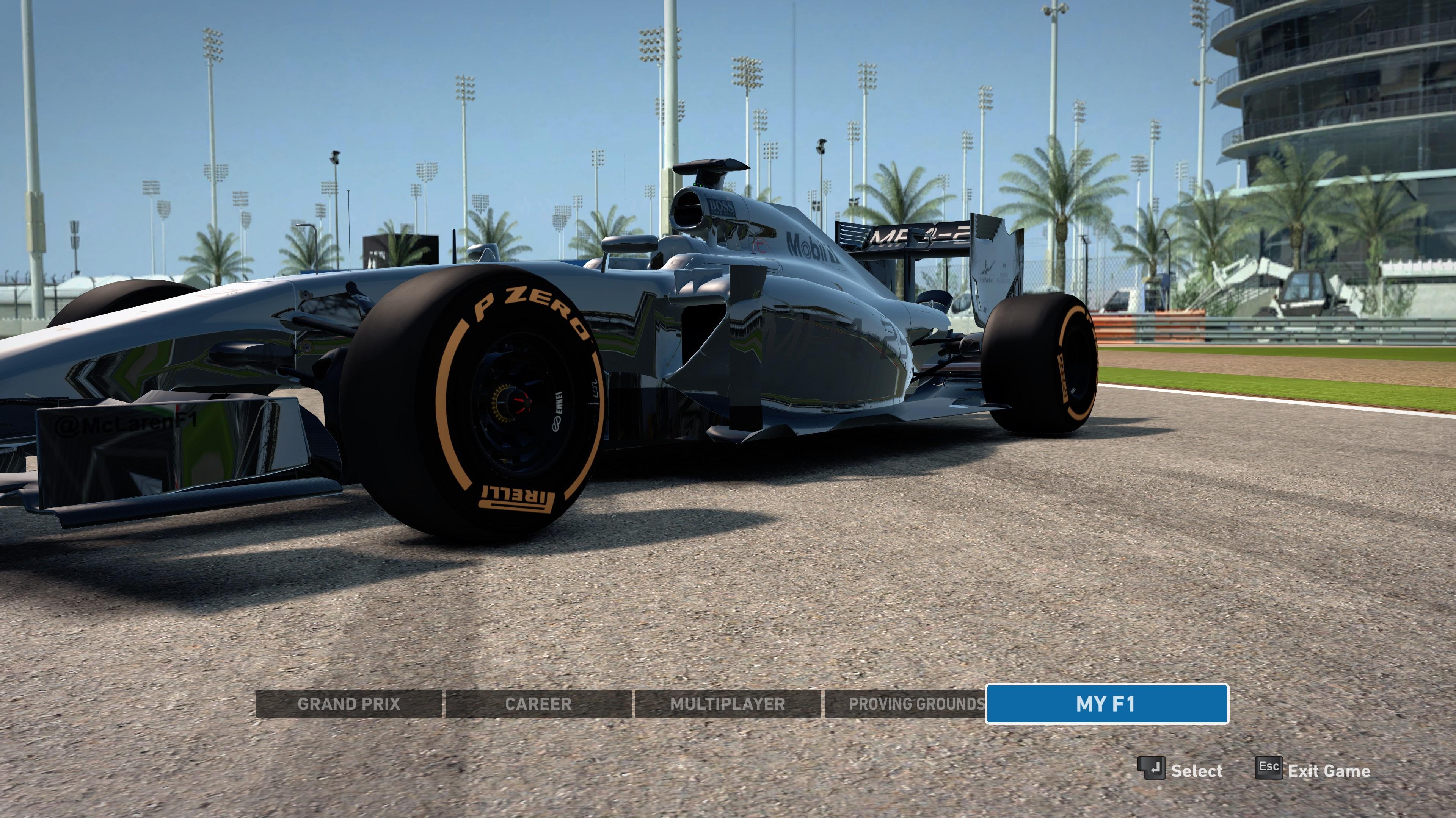 F1 2014 PC Benchmark Performance - HardwarePal