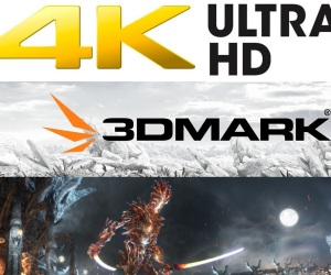 FireStrike 4K Ultra HD Benchmark