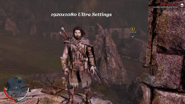 Shadow Of Mordor 1920x1080 Ultra Settings