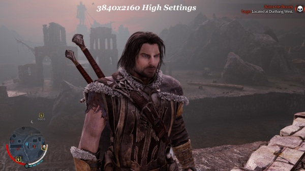 Shadow Of Mordor 3840x2160 High Settings