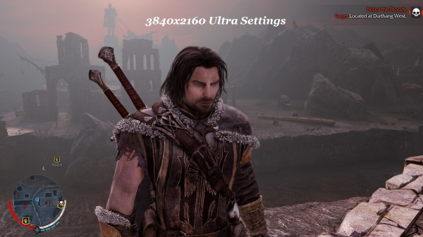Shadow Of Mordor 3840x2160 Ultra Settings