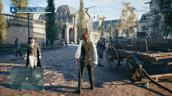 Assassins Creed 2560x1440 Screenshot