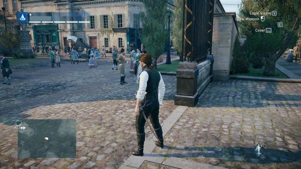 Assassins Creed 4K Screenshot