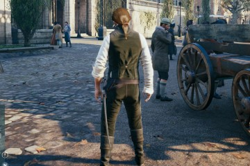 Assassins Creed Unity Benchmark Performance