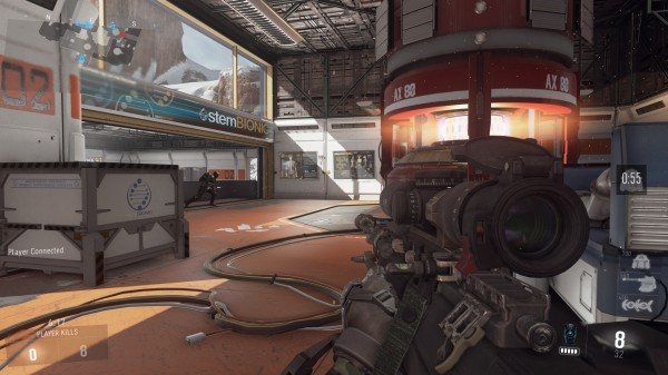 COD Advanced Warfare 1440p Screenshot