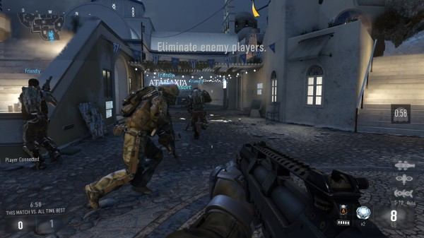 COD Advanced Warfare MP Screenshot