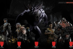 Evolve Players and Characters