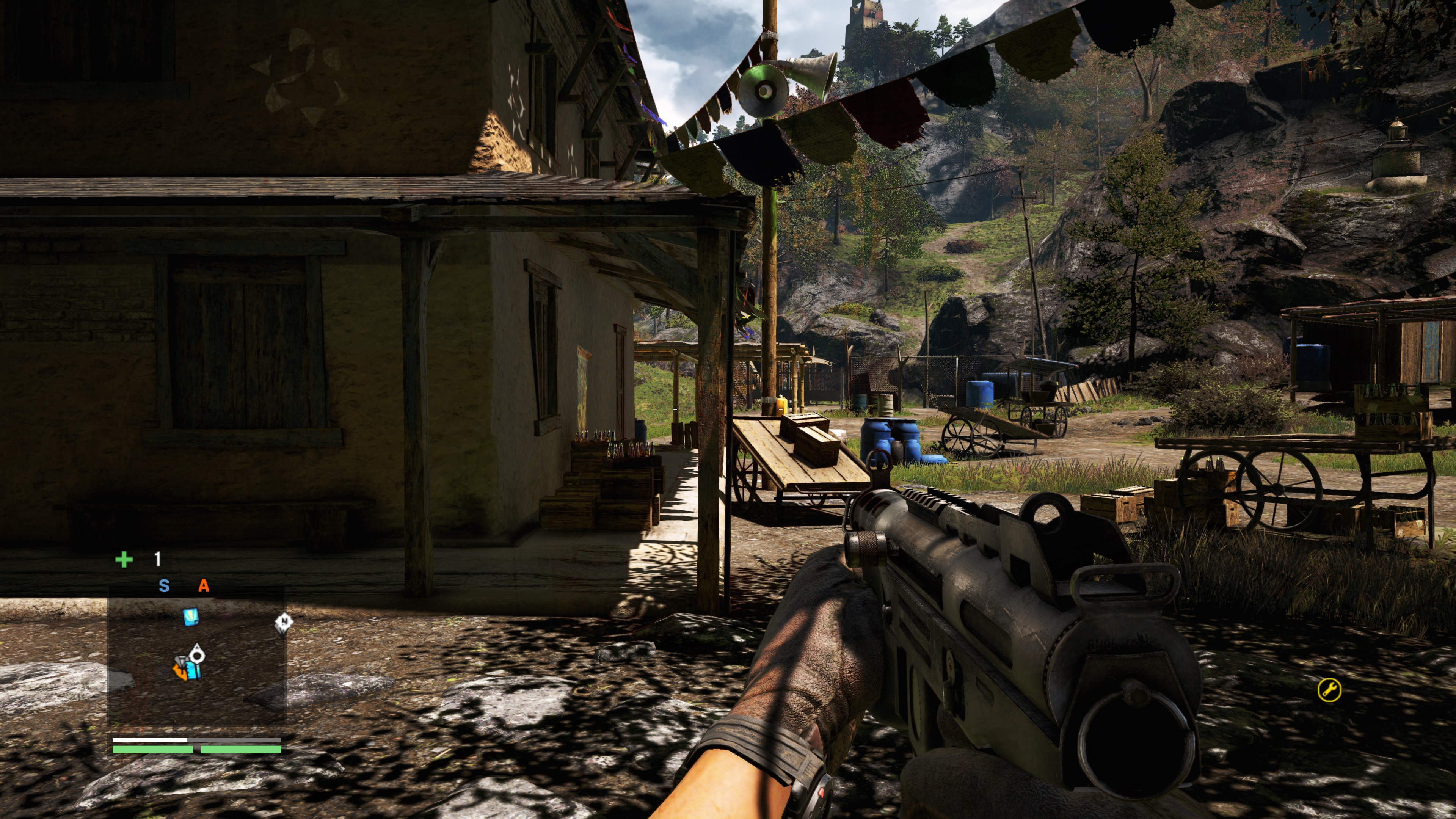 Far Cry 4 Pc Benchmark Performance Hardwarepal