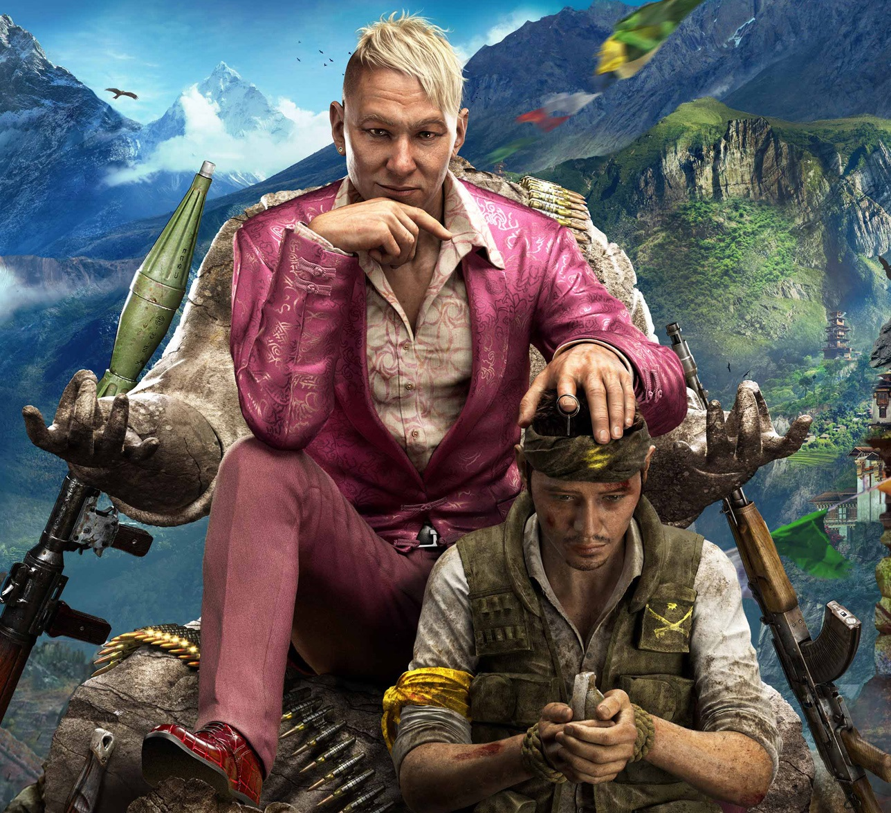far cry 4 pc benchmark performance hardwarepal. Black Bedroom Furniture Sets. Home Design Ideas