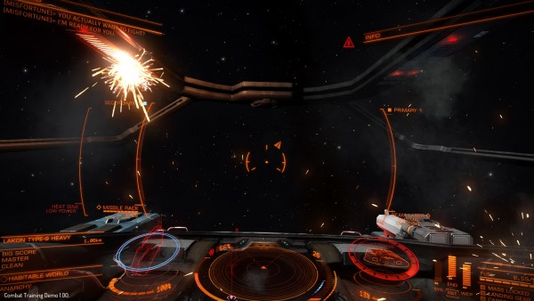 Elite Dangerous HD Screenshot