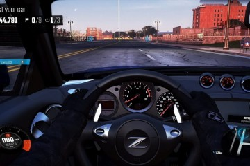 The Crew PC Benchmark Performance