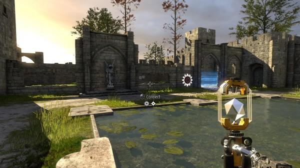 The Talos Principle Gameplay
