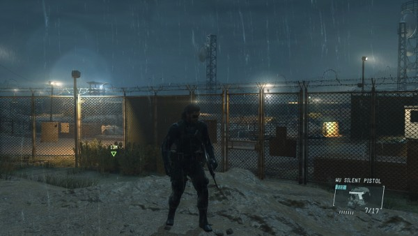 Metal Gear Solid V Ground Zeroes HD Screenshot