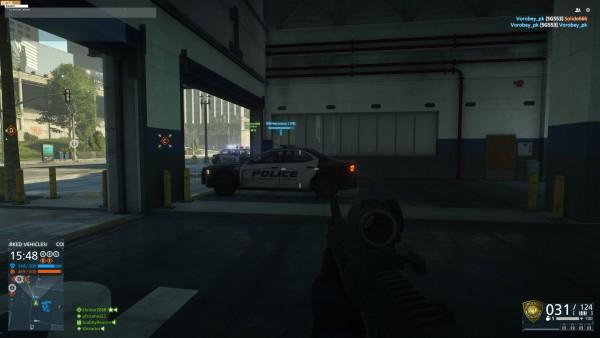 Battlefield Hardline 4K Screenshot