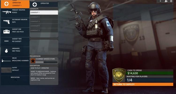Battlefield Hardline Benchmark