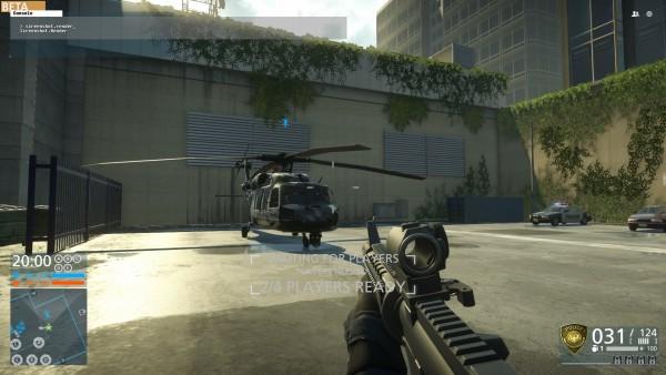 Battlefield Hardline HD Screenshot