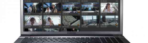 Laptops for Video Editing 2013