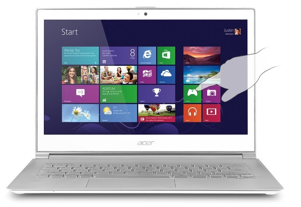 White Touchscreen Laptop Best Touchscreen Laptops