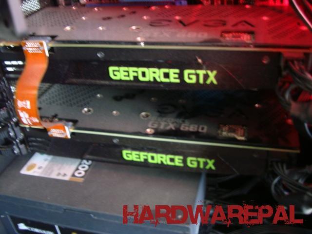 Gtx 680 Sli Benchmark